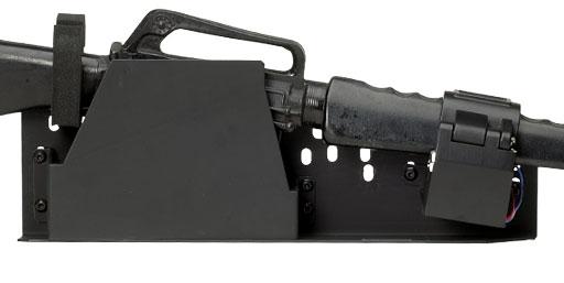 Big Sky Racks Law Enforcement Rack Model : ELS 271-M16A1