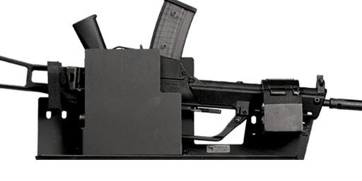 Big Sky Racks Law Enforcement Rack Model : ELS 290