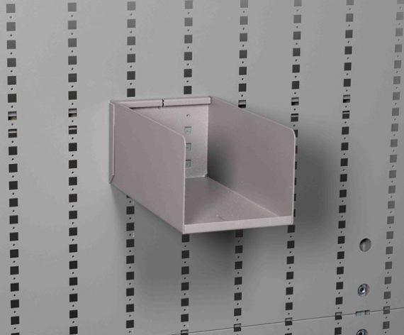 "Datum Storage Argos WS-6006 - 6"" Ammo Bin for Cabinets and Racks"
