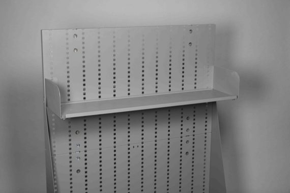 """Datum Storage Argos WS-6442 - 42"""" Movable Full Shelf for Cabinets and Racks"""