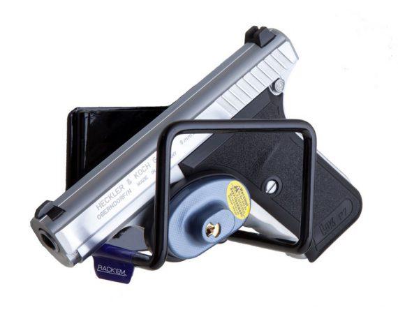 Rack'em - 6001 - Mount Anywhere Pistol Rack