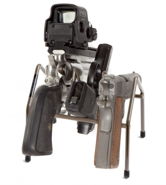 Rack'em - 6013 - Universal - 3 Pistol Economy Rack