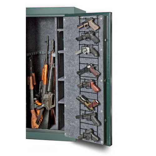 Rack'em 6023 The Maximizer Narrow Full Door 8 Pistol Rack