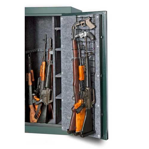 Rack'em 6027 3 Rifle-2 Pistol Maximizer