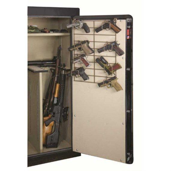 Rack'em 6031 The Maximizer 1/2 Door 8 Pistol Rack