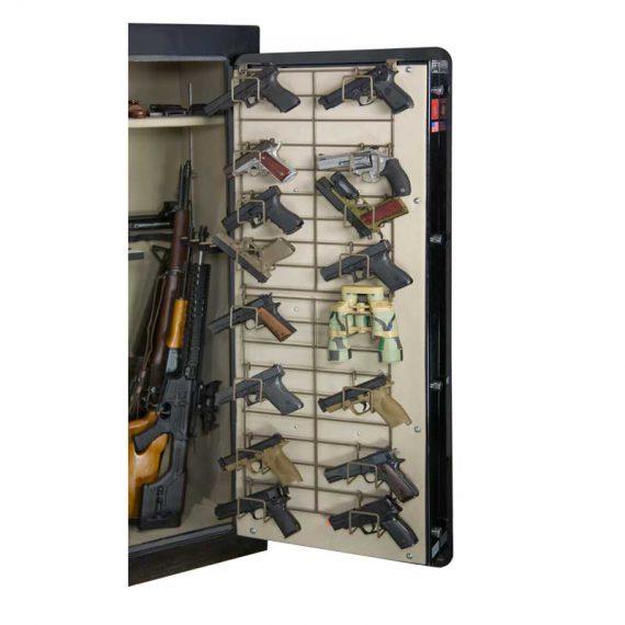 Rack'em 6033 The Maximizer Full Door 16 Pistol Rack