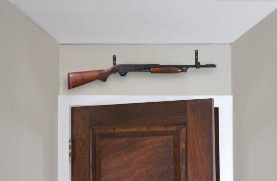Rack'em - 6158 - Mount Anywhere Rifle Straps 2 Pc Display Set