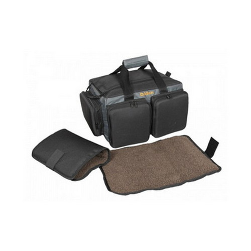 Allen Cases Allen Rangemaster Shooting Bag, Grey/Black - Allen Rangemaster Shooting Bag,Grey/Blk