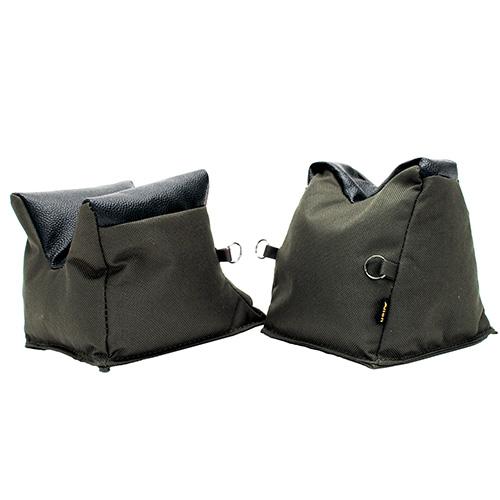 Allen Cases Shoot'n Bag Set, Filled, Green