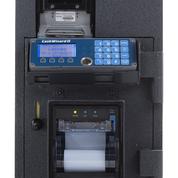 American Security BR2012 CashWizard Safe - 1 Bill Reader - 1 Door Smart Safe