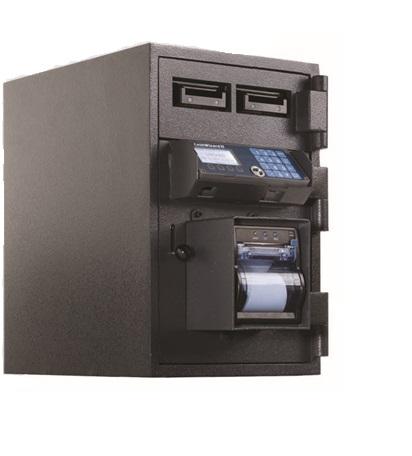 American Security BR2013 CashWizard Safe - 2 Bill Reader - 1 Door Smart Safe