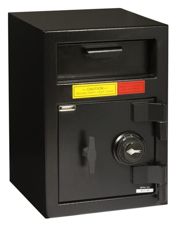 """American Security DSF2014C - """"B"""" Rated Rotary Front Load Combination Depository Safe"""