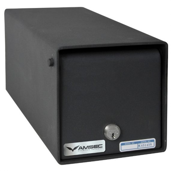 American Security K-1A - Under Counter Safe with Deposit Slot - Chicago Keylock