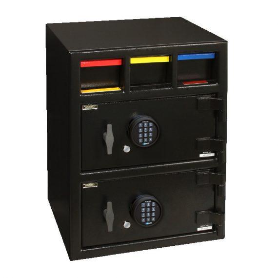 American Security MM28203 - Drop-E15 Money Manager II - Drop Double Door Deposit Safe