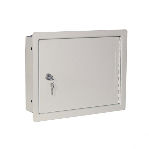 American Security WS1014 Safe - Steel In-Wall Safe