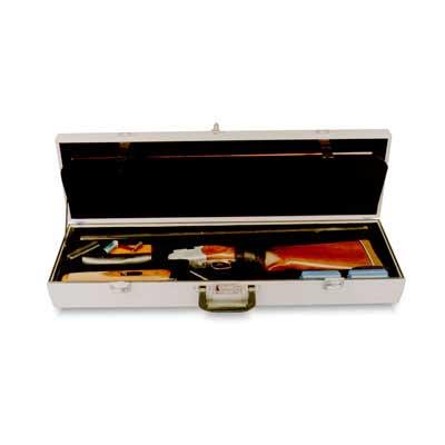 """Americase 1021 Premium Standard Skeet Tube Set Extra Storage, 30"""" bbl Shotgun Case"""