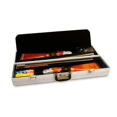 "Americase 3003 Premium Two Classics SxS or O/U, FE on, 30"" bbl Shotgun Case"