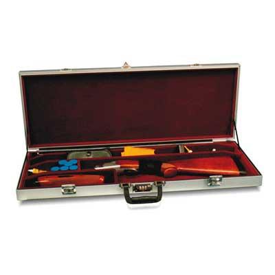 Americase 3006 Premium Two Barrel Small Frame Custom Compact 20 ga, 28 ga, or .410 Shotgun Case