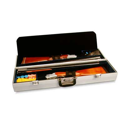 "Americase 3019 Premium Two Classics SxS or O/U, FE on, 32"" bbl Shotgun Case"