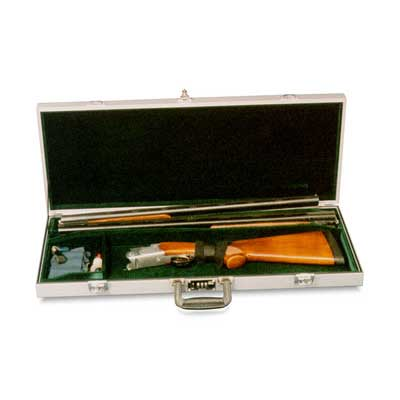"Americase 3020 Premium Two Barrel Custom Compact, Fore-Arms On, 28"" bbl Shotgun Case"