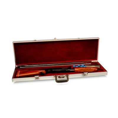 Americase 3026 Premium Velvet Auto or Pump Two Barrel Shotgun Case