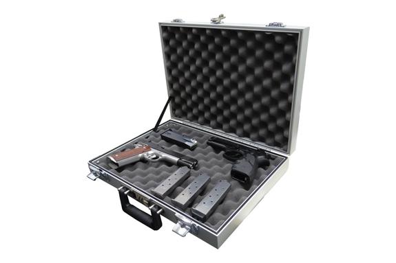 Americase 502 Premium Pistol Case