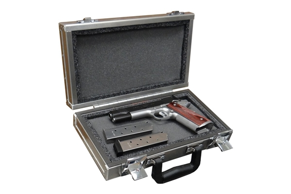 Americase UL-507 Single Pistol Case