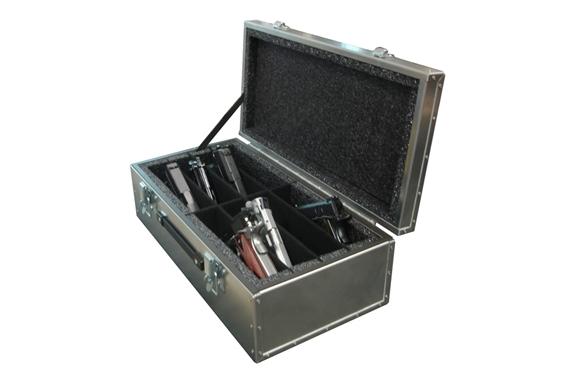 Americase UL-512 Ultra Lite Eight Pistol Case