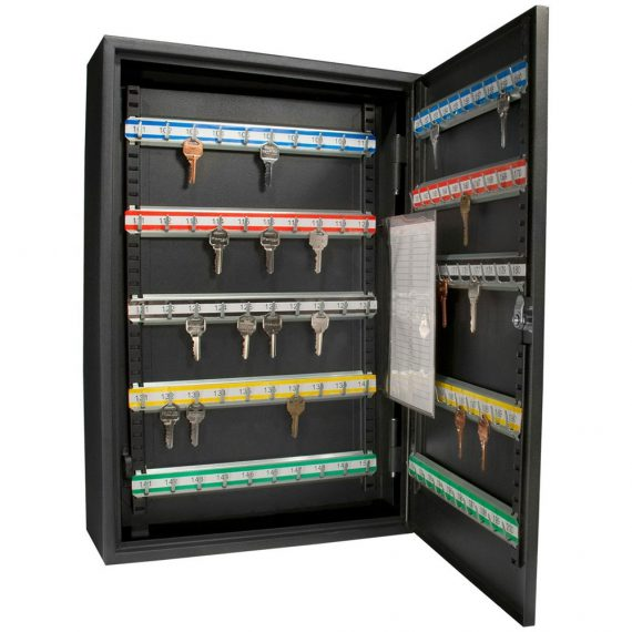 Barska AX11824 200 Position Key Safe with Key Lock