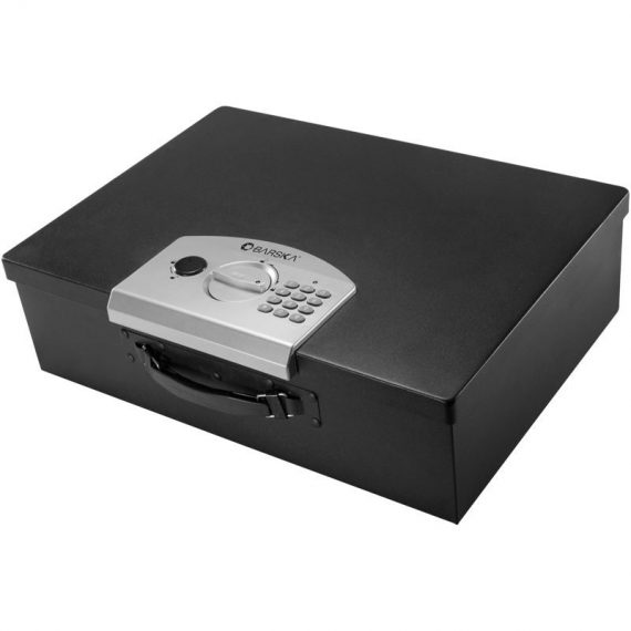 Barska AX11910 Digital Portable Keypad Safe