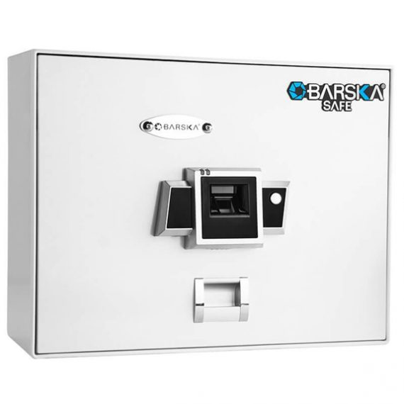 Barska AX12402 Top Opening Biometric Fingerprint Safe