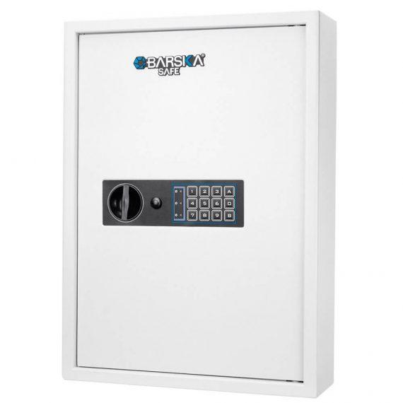 Barska AX13262 100 Key Cabinet Digital Wall Safe