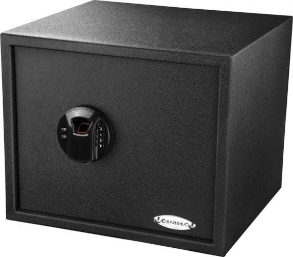 Barska Biometric Keypad Safe HQ300