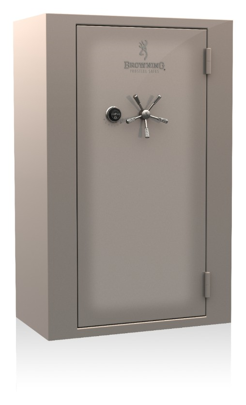 Browning PP49T Tall Wide Gun Safe - Platinum Plus : 49 Gun Safe
