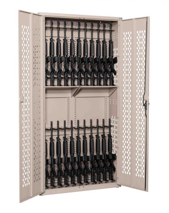 """Datum Storage Argos AWC84H - 84"""" Welded Cabinet"""