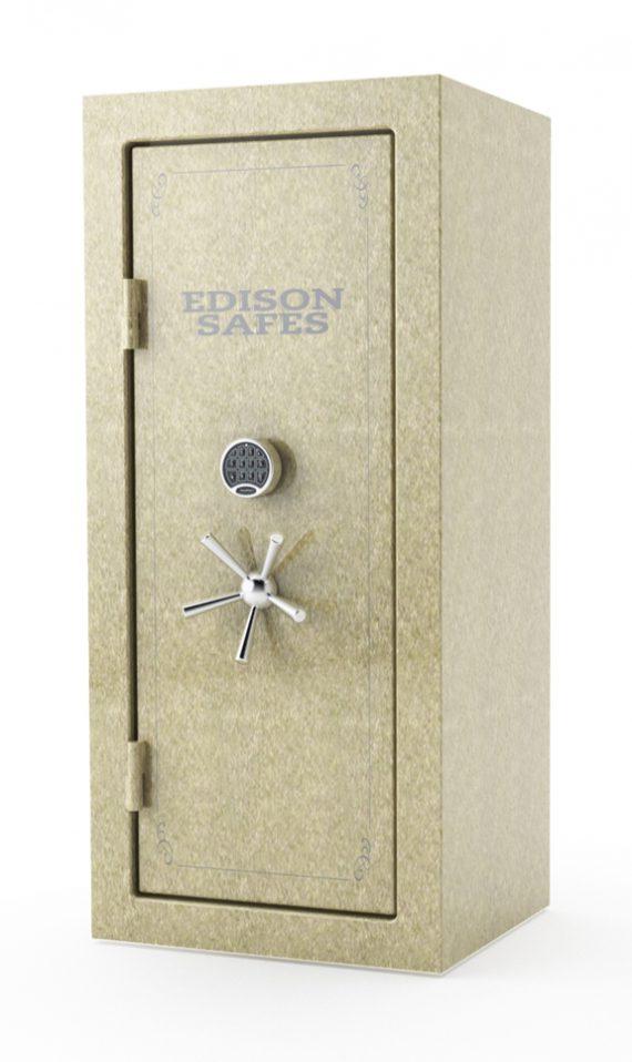 Edison Safes E6630 Elias Series 30-120 Minute Fire Rating - 33 Gun Safe