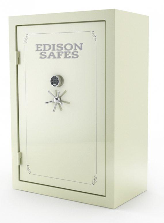 Edison Safes E7250 Elias Series 30-120 Minute Fire Rating - 84 Gun Safe