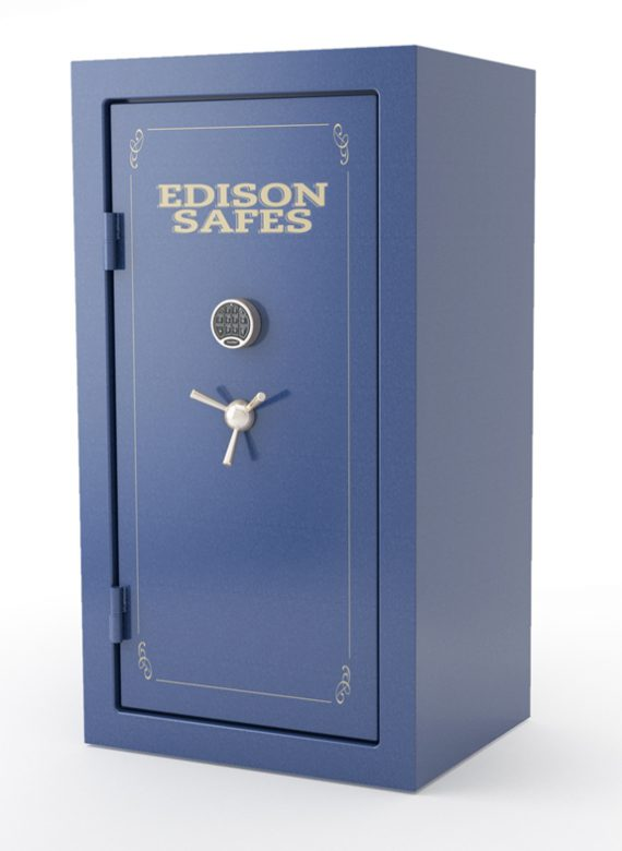 Edison Safes F6636 Foraker Series 30-120 Minute Fire Rating - 56 Gun Safe
