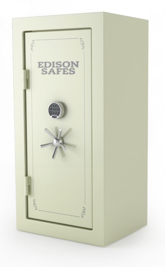 Edison Safes M603024 McKinley Series 30-120 Minute Fire Rating - 33 Gun Safe