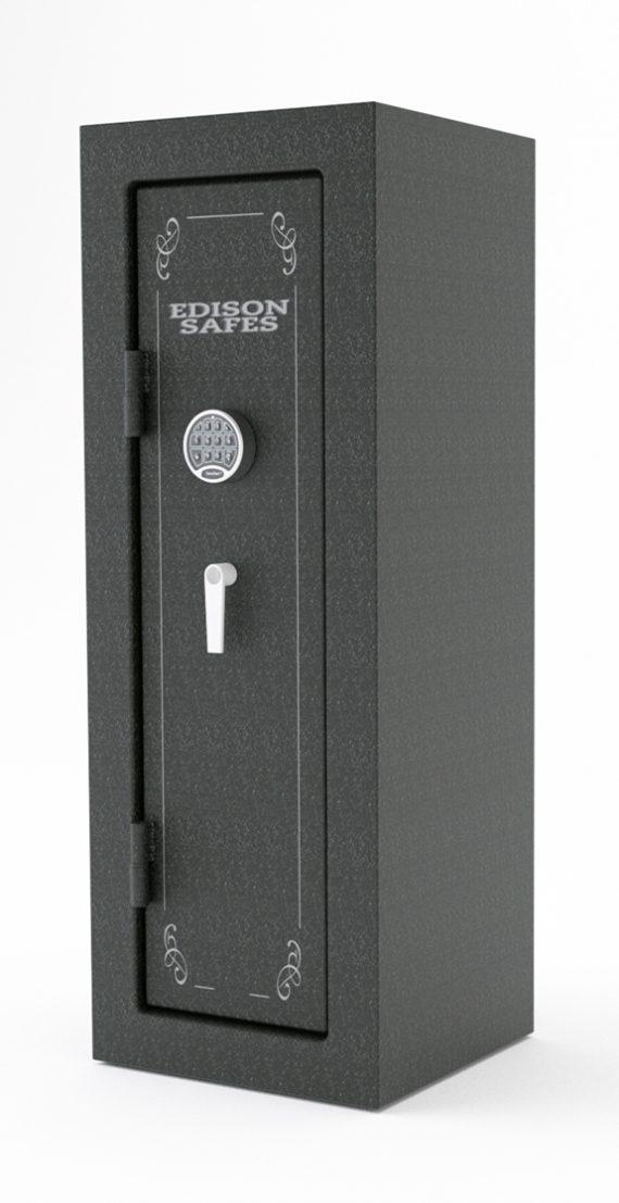 Edison Safes S6022 Sanford Series 30-60 Minute Fire Rating - 12 Gun Safe