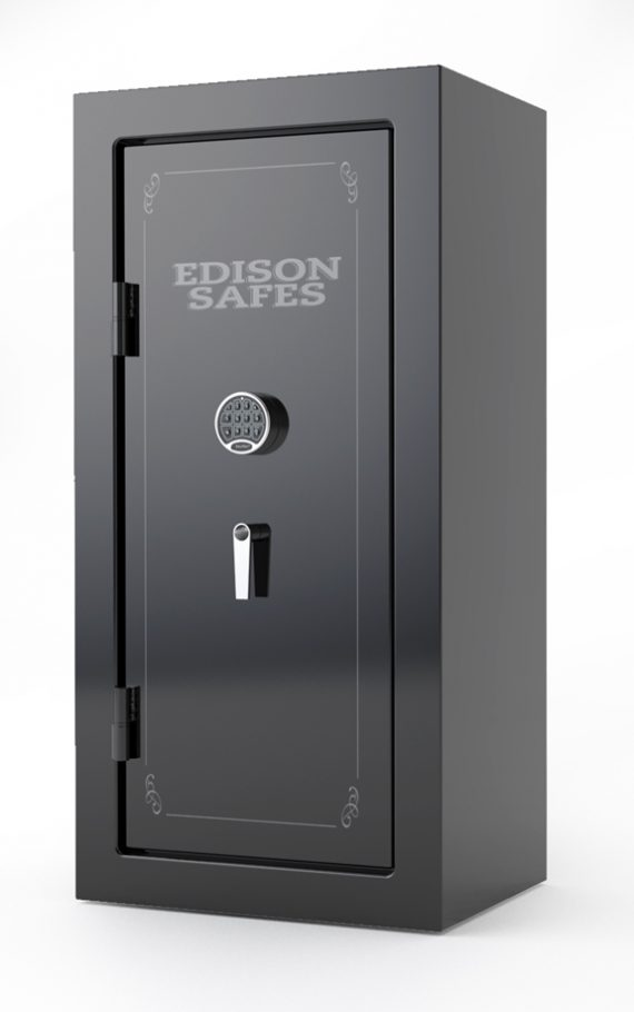 Edison Safes S603020 Sanford Series 30-60 Minute Fire Rating - 20 Gun Safe