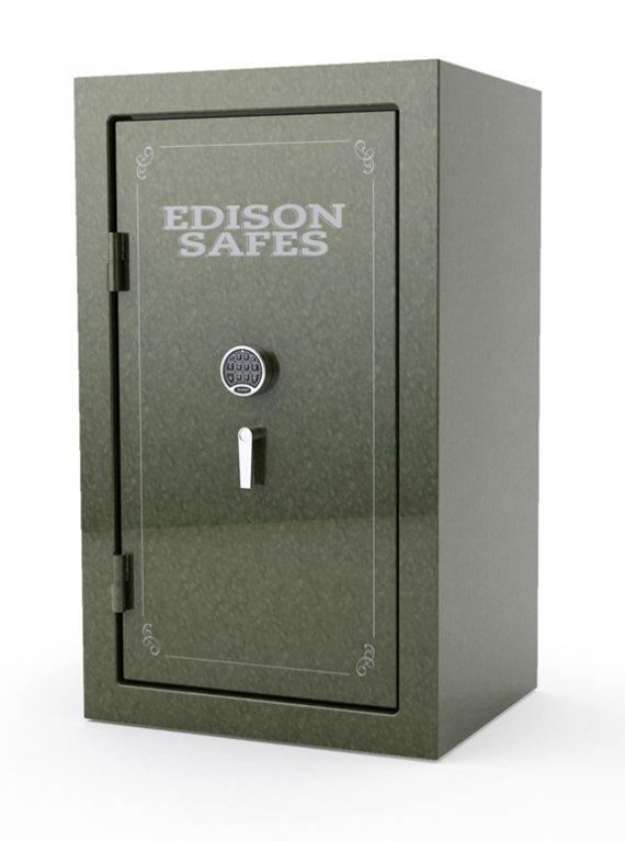 Edison Safes S6036 Sanford Series 30-60 Minute Fire Rating - 56 Gun Safe