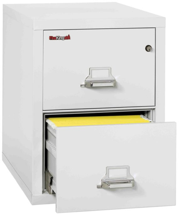 Fire King 2-2131-C - Vertical Fireproof File Cabinets - 3 Drawer 1 Hour Fire Rating