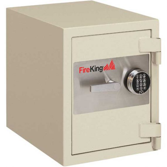 Fire King FB1612-1 1.3 cu. ft. 1 Hour Fire & Burglary Safe