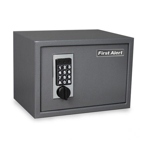 First Alert 2073F Safe Shelf Safe 0.62 Cubic Foot