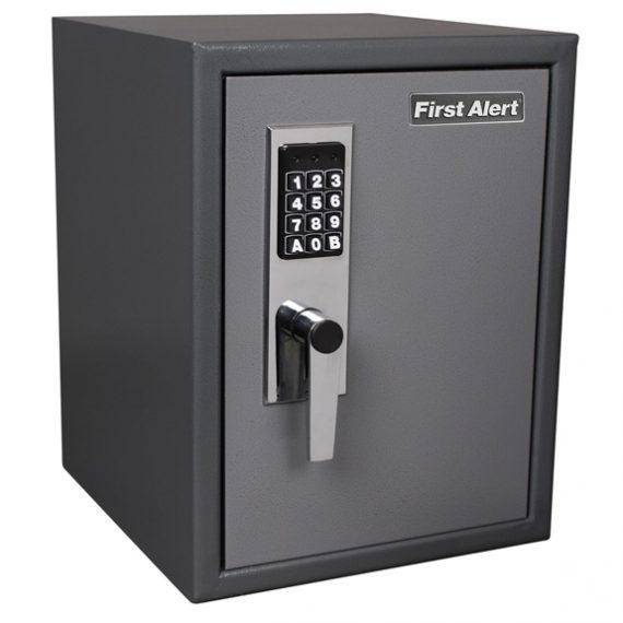 First Alert 2077DF Safes/ Anti-Theft Safe - 1.21 Cubic Ft