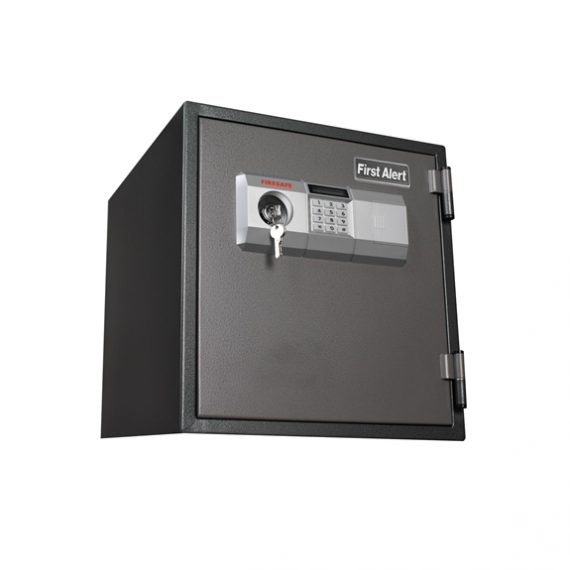 First Alert 2084DF Safe 1 Hour Steel Fire Safe with Electronic Lock - 1.22 Cubic Ft