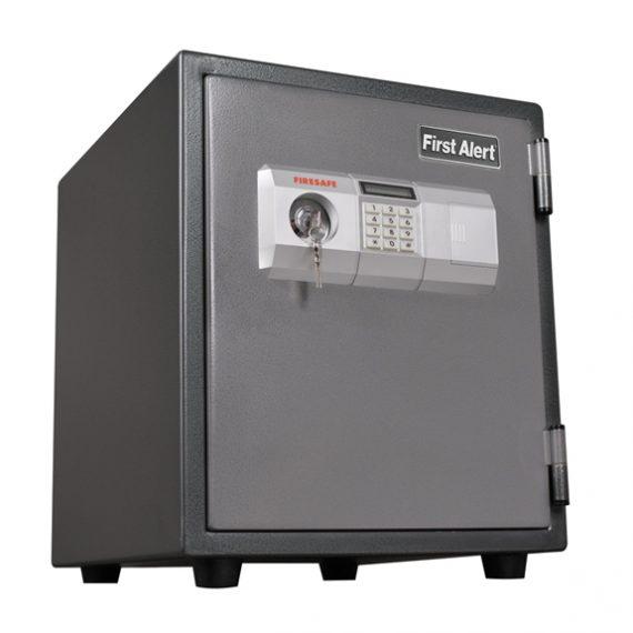 First Alert 2118DF Safe Steel Fire Safe - 1.87 Cubic Ft