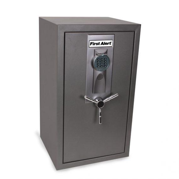First Alert 2583DF 6.74 Cubic Feet Digital Anti-Theft Executive Fire Safe
