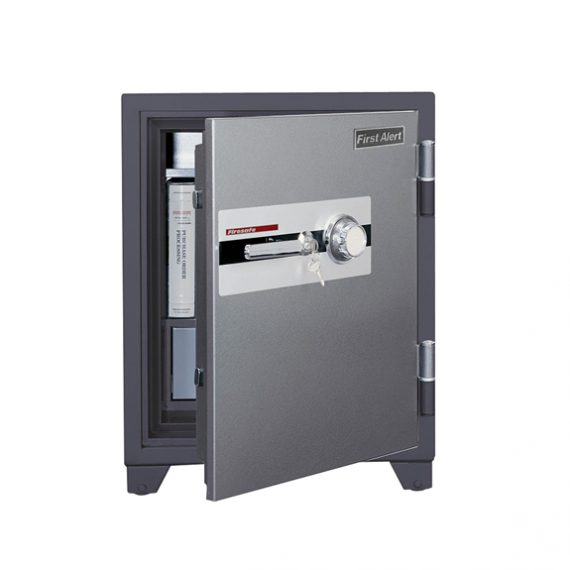 First Alert 2700F Safe 2 Hour Fire Safe with Combination Lock - 3.1 Cubic Ft